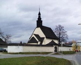 Kostol sv. Štefana uhorského kráľa Žilina-Závodie