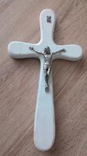 Už je doma aj krížiček zo Sashe.sk od WOOD art
