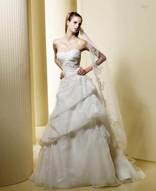 10.10.2009 - La sposa Flora