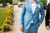 výnimočný bledomodrý oblek , 54