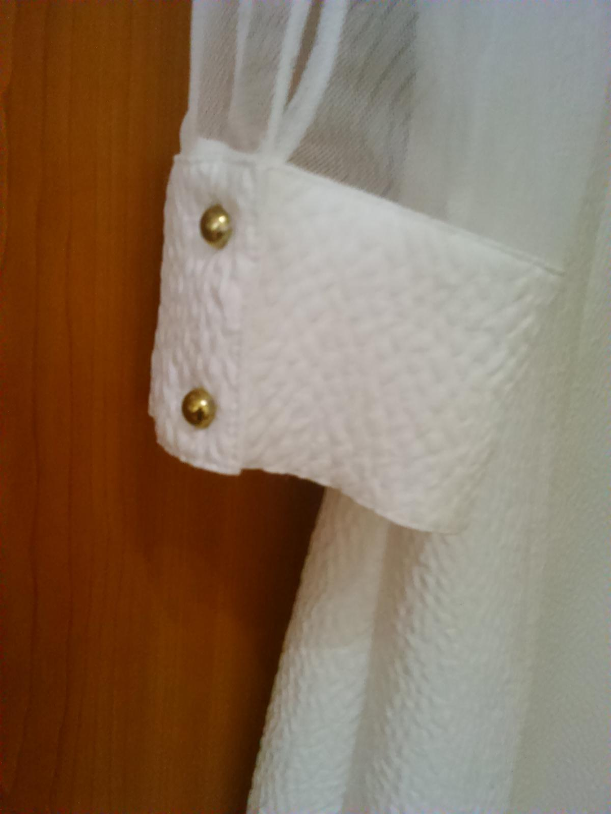 spoločenské/ svadobné šaty - Obrázok č. 2