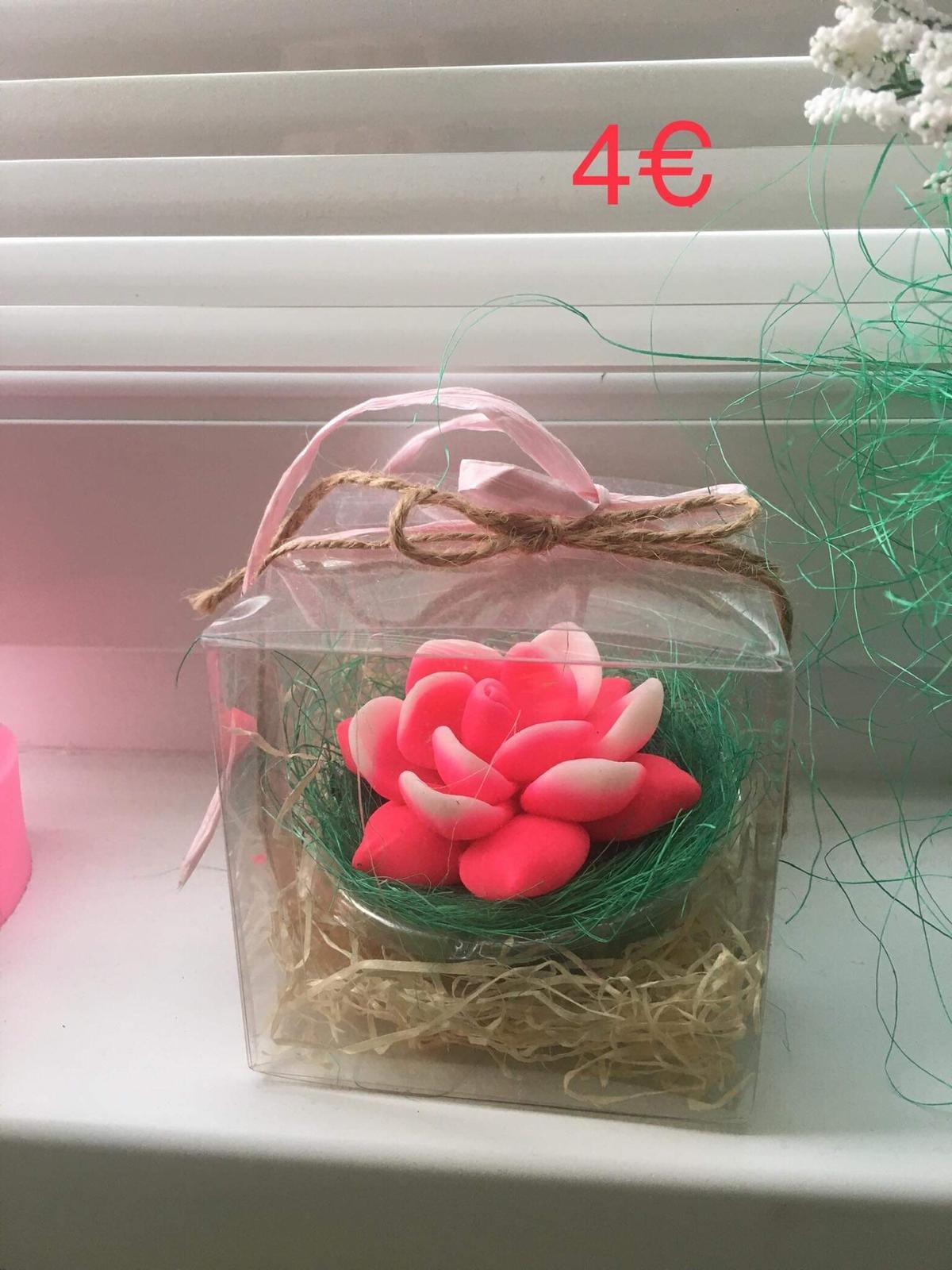 Mydielkova kytica alebo separe darčekové mydielka - Obrázok č. 3