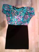 Šaty (veľkosť L/XL), L