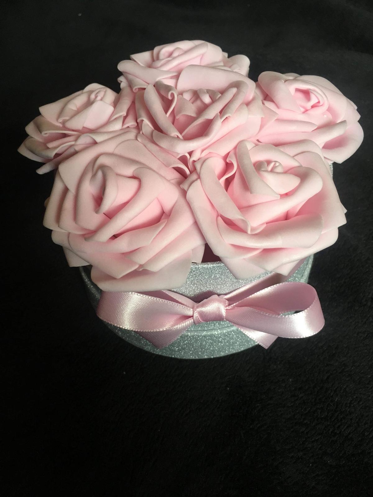 Box penovych ruží A - Obrázok č. 1