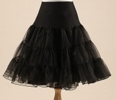 Retro šaty + tylová spodnička - Obrázok č. 3