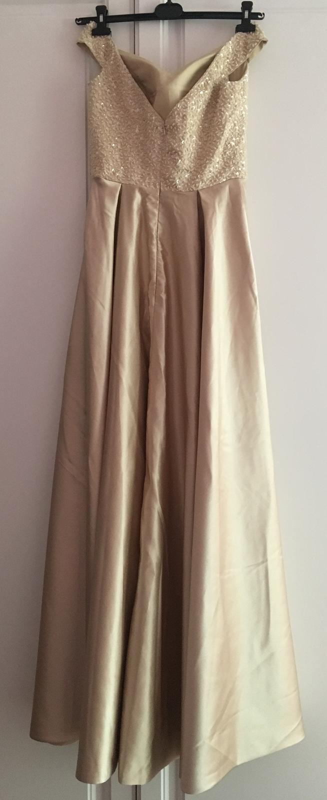 Plesové šaty 34/36 - Obrázok č. 3