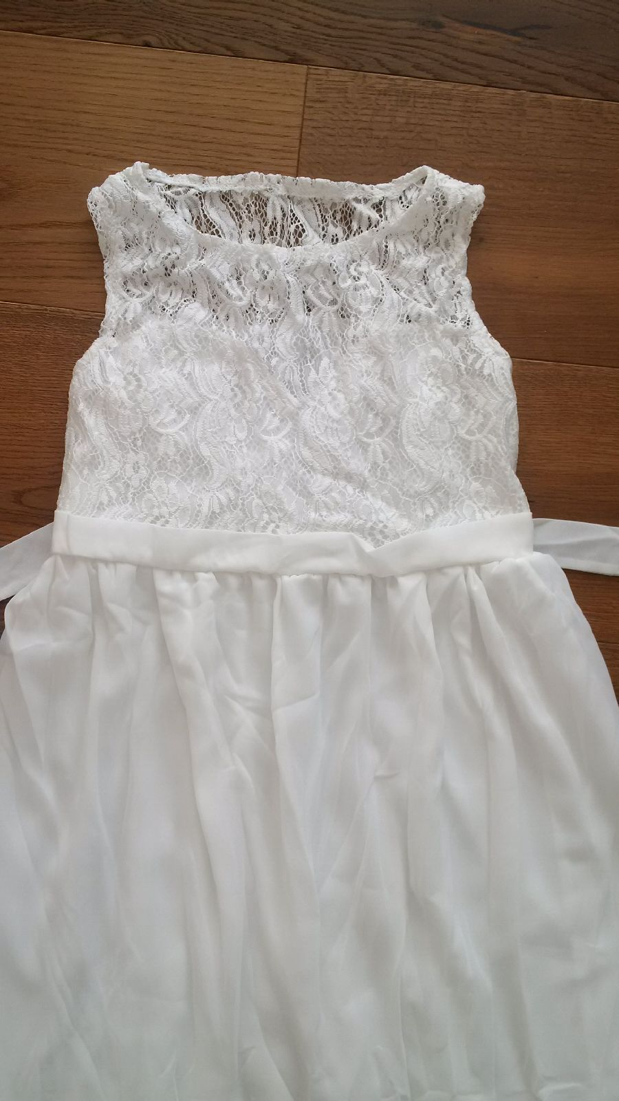Svadobné šaty pre tehuľky XS/S/M - Obrázok č. 1
