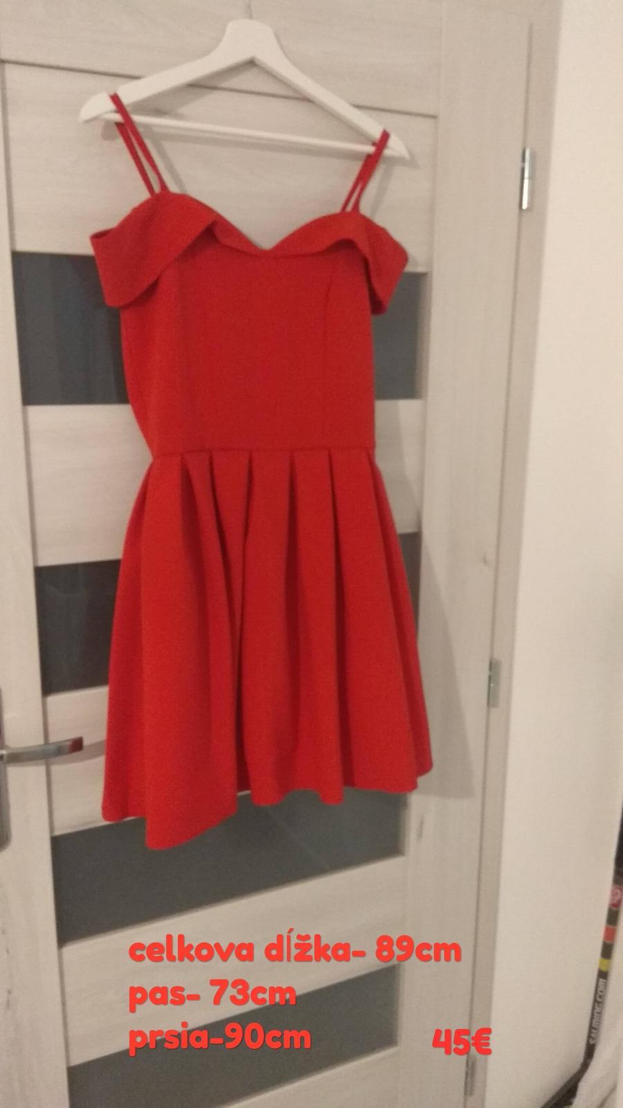 Redové šaty - Obrázok č. 1