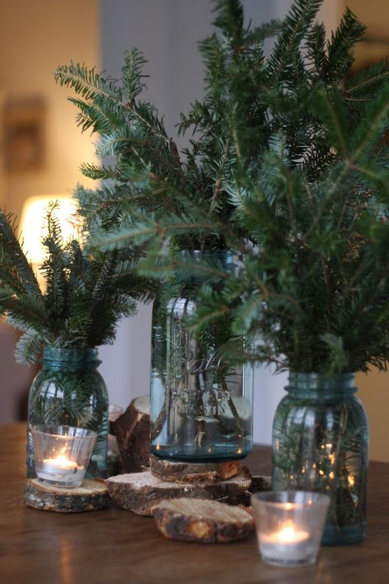 A z Vianočnej je Jarná - Hlavná zeleň - ihličie