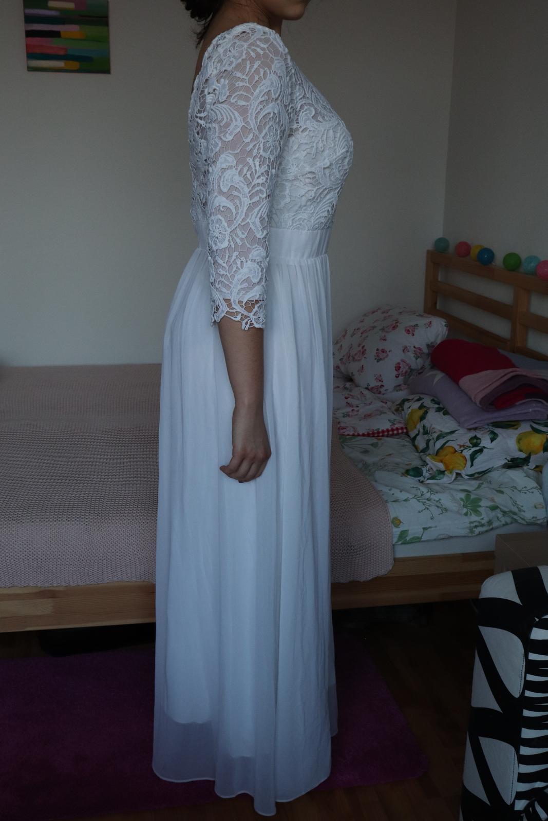 Svadobné/popolnočné/spoločenské šaty z Pretty Dresses - Obrázok č. 4