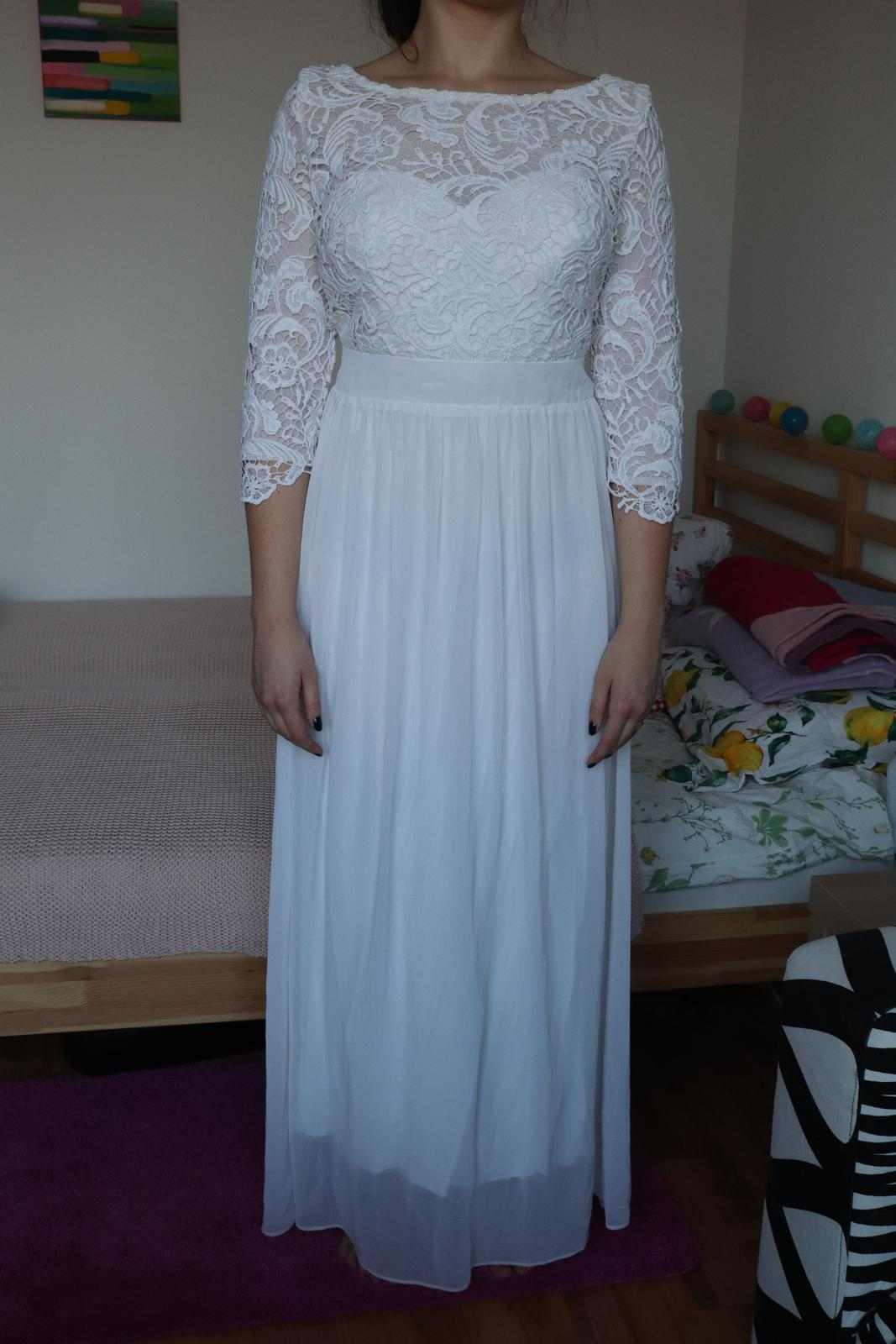 Svadobné/popolnočné/spoločenské šaty z Pretty Dresses - Obrázok č. 2