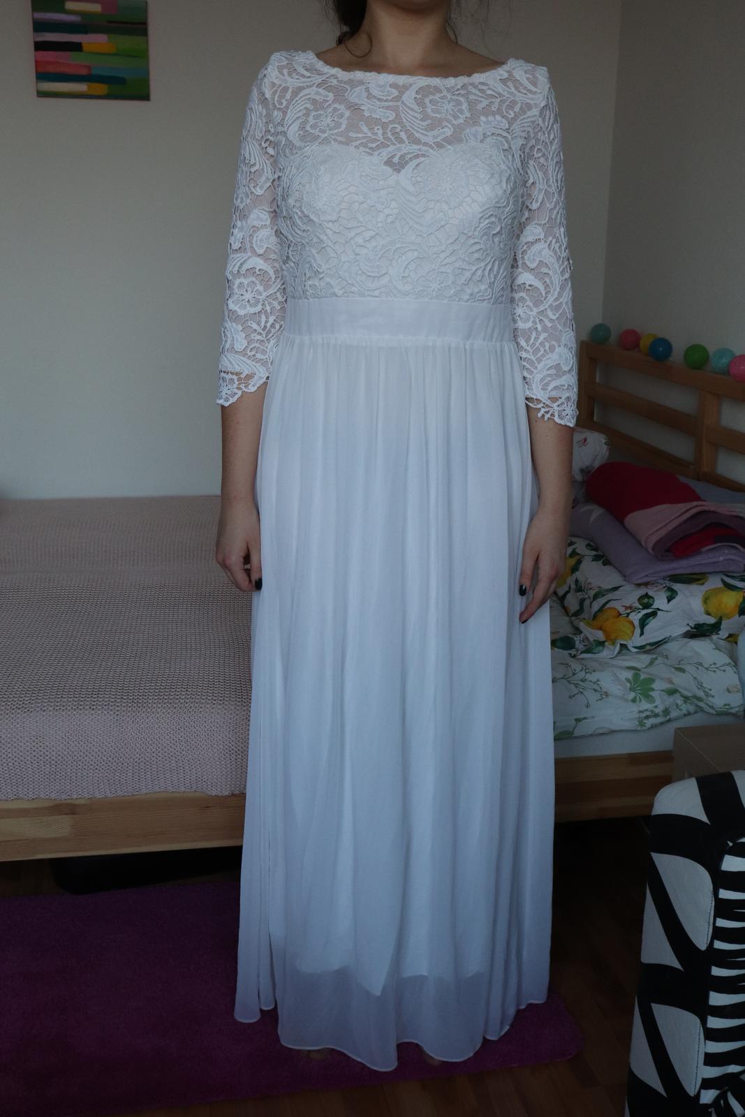 Svadobné/popolnočné/spoločenské šaty z Pretty Dresses - Obrázok č. 3