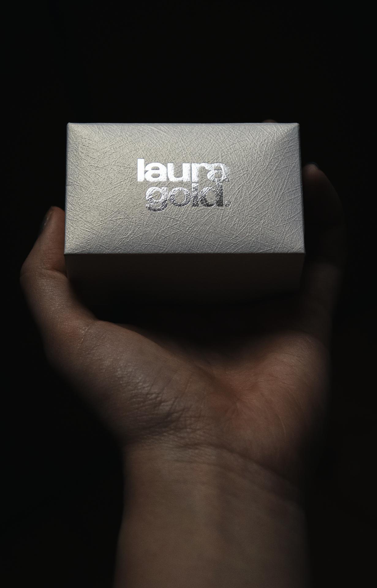 A z Vianočnej je Jarná - Obrúčky v krabičke - LauraGold