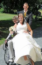 svědek nás unesl na kolečkovém invalidním křesle
