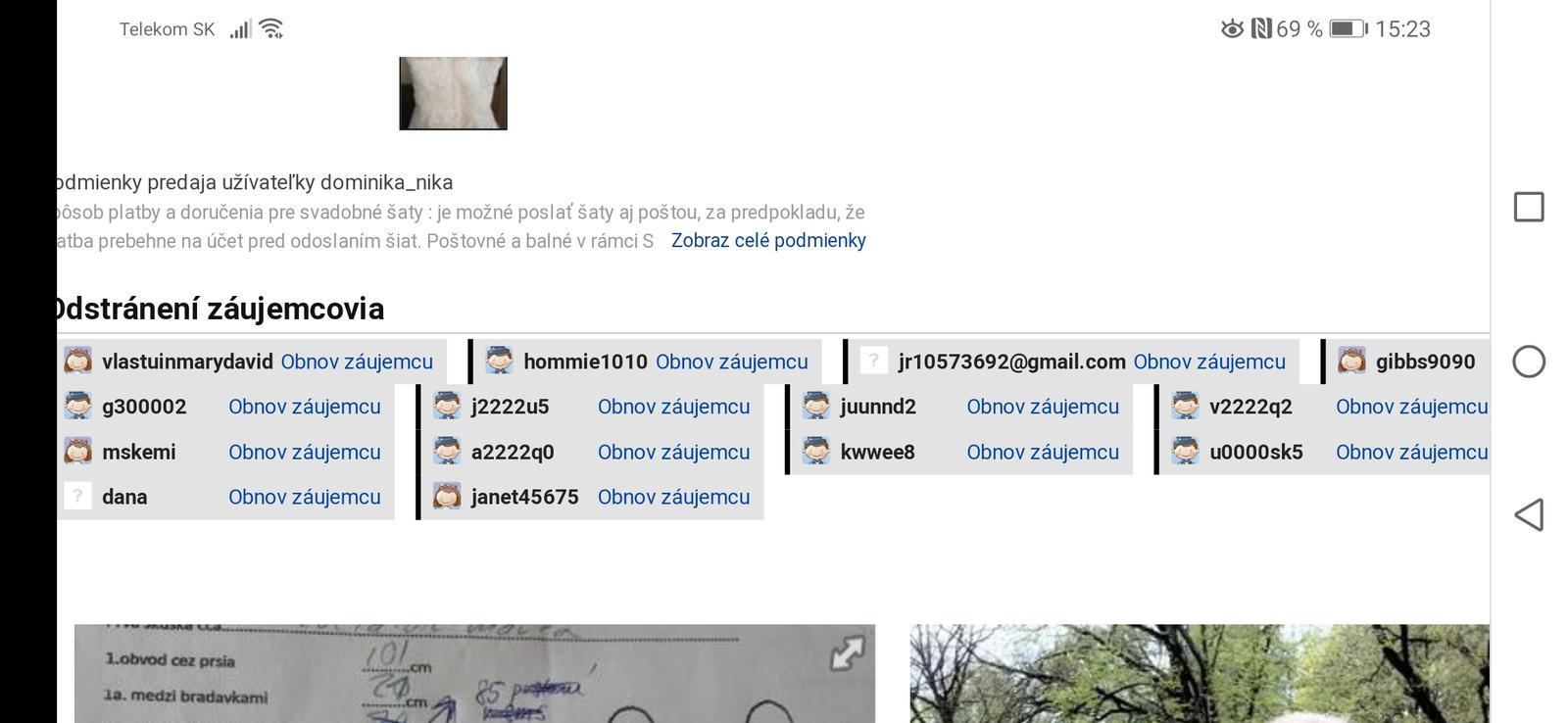 Prosím o zablokovanie profilov... - Obrázok č. 1