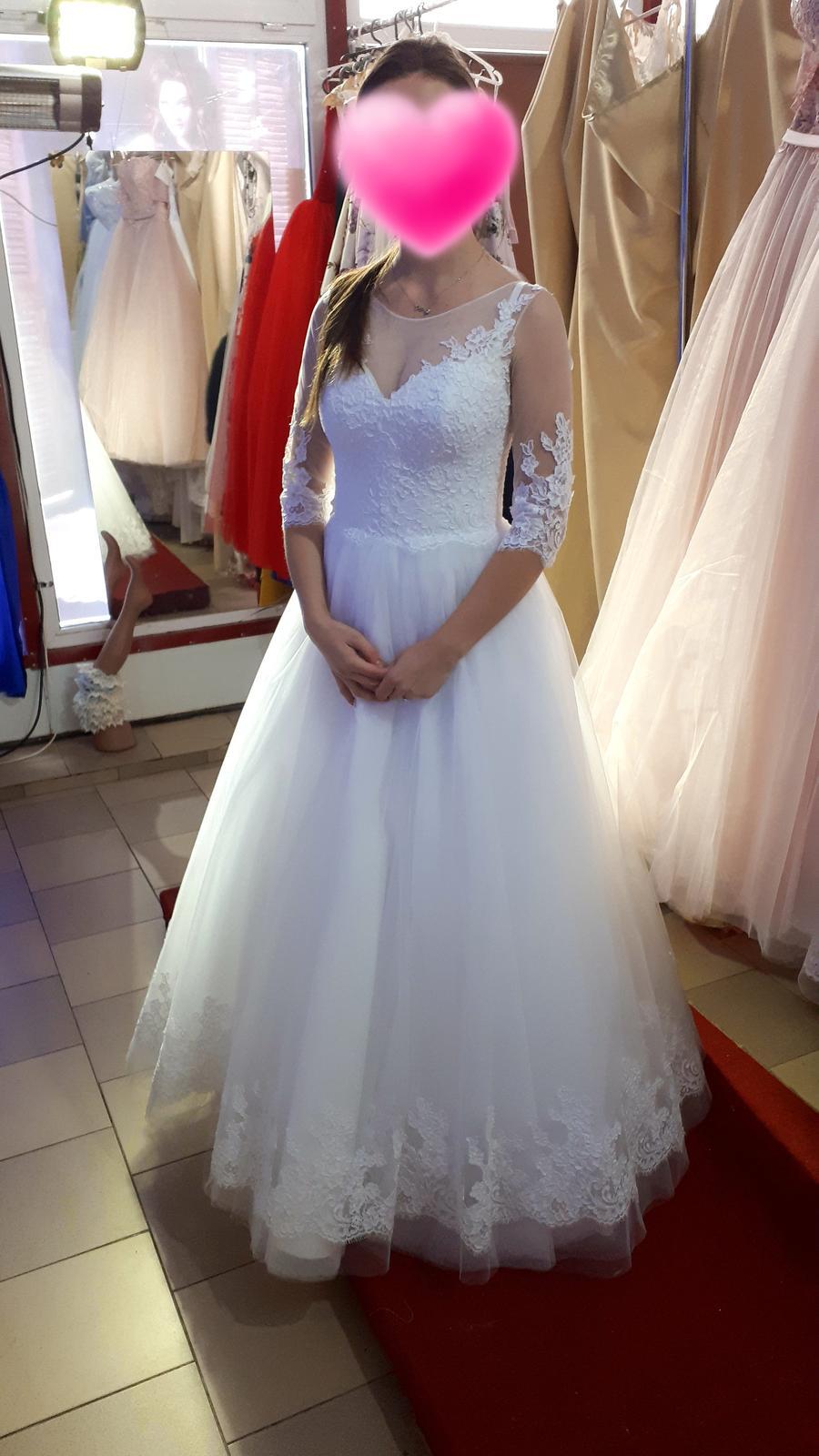 abc4f0f3348c Svadobné šaty z Ukrajiny. Máte skúsenosť  - - Sva... - str. 45