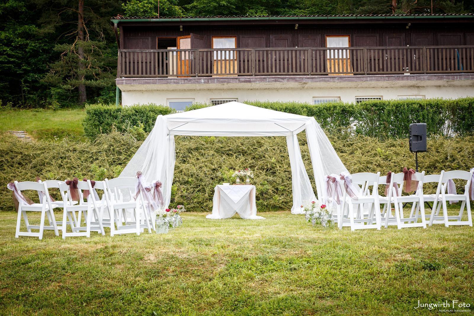 Svatební altán - Obrázek č. 1