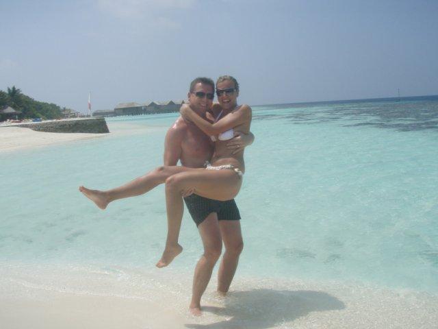 Miroslava{{_AND_}}Jaroslav - Honeymoon Maldives