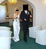 překrásné svatební šaty , 38