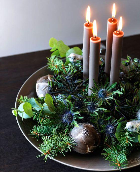 Adventní věnce a svícny - Obrázek č. 36
