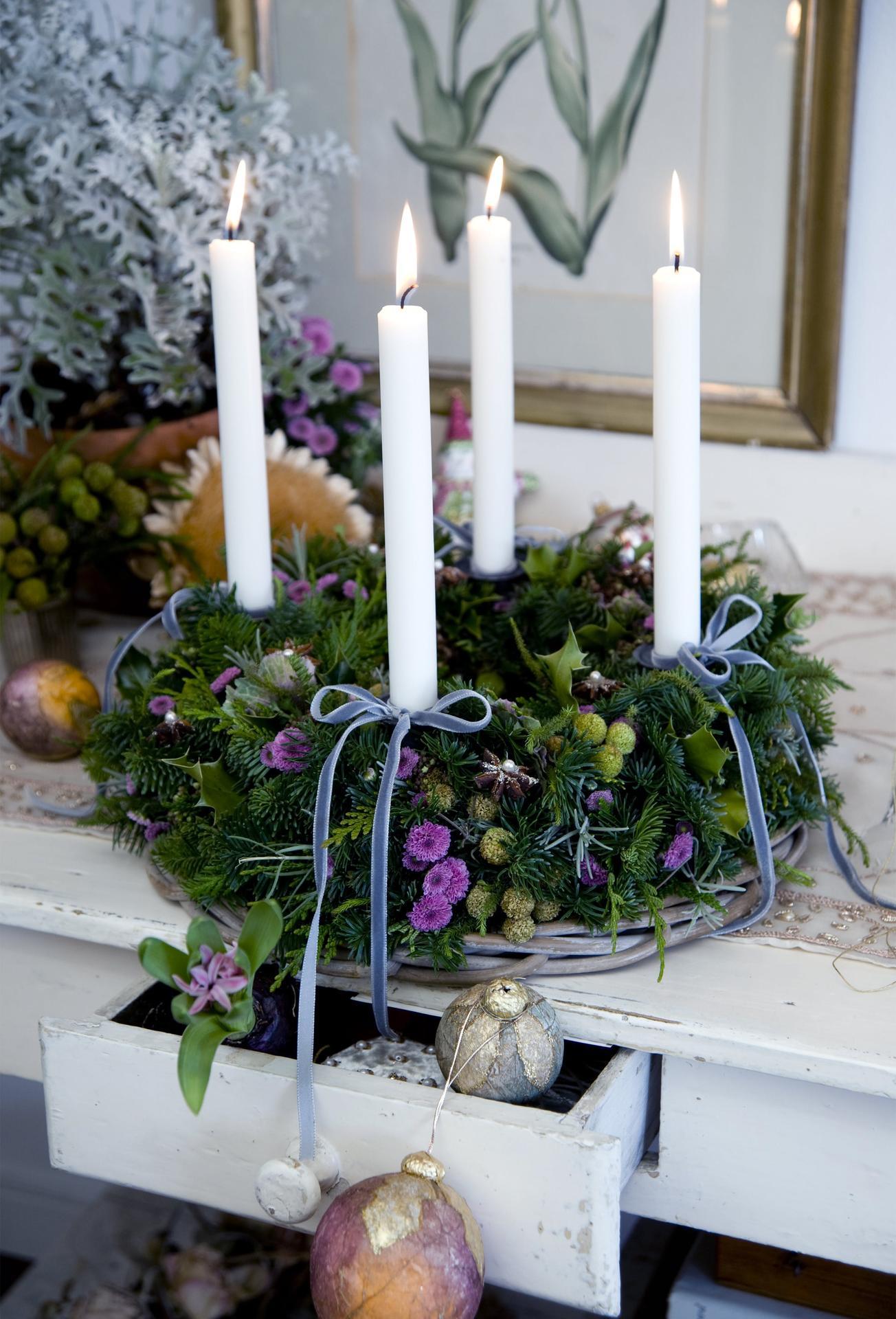 Adventní věnce a svícny - Obrázek č. 131