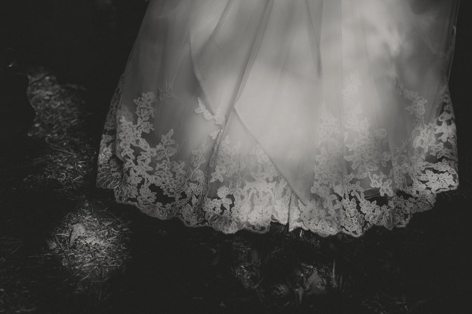 Svadobné šaty, veľkosť 34-36, farba ivory - Obrázok č. 3
