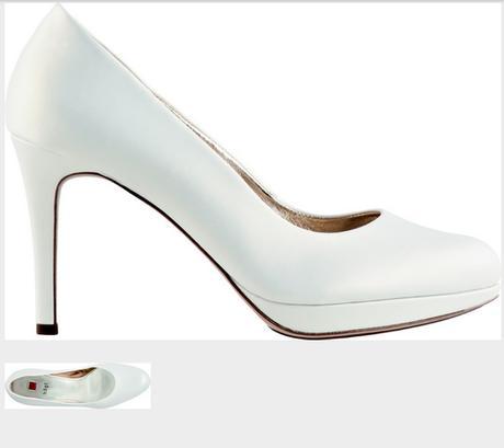 Svatební boty Högl vel 37 - Obrázek č. 1