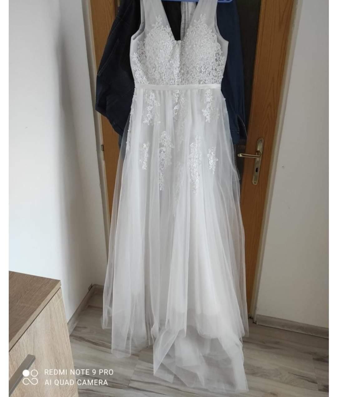 Svatební přípravy - Moje těhotenské svatební šaty 👰