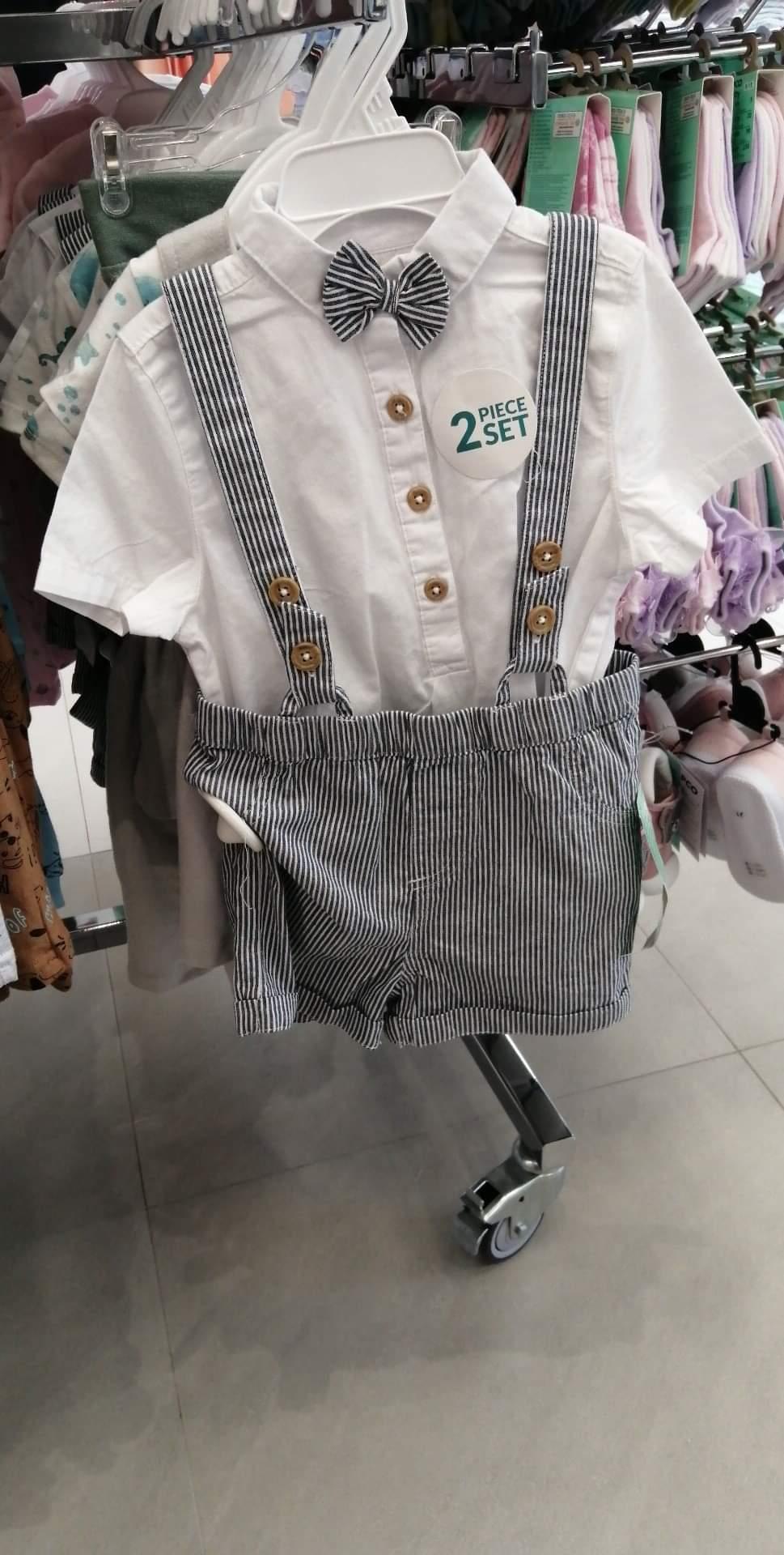 Svatební přípravy - Svatební outfit pro 20ti měsíčního syna.