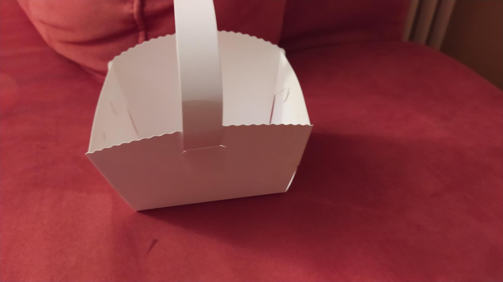 Košíčky na kolacky - Obrázek č. 1