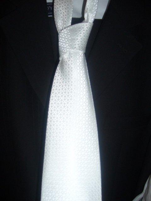 Maťko a Lucka - milačikova kravata + oblek