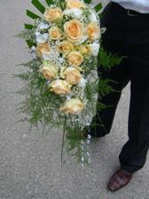 moja kytica svadobná