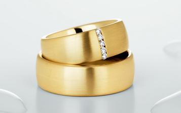 prstýnky určitě zlaté
