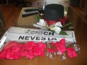 první objednané doplňky studio květuše
