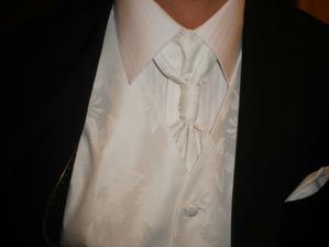 Svadobný oblek vybratý :)