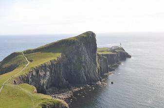 na tomto krasnom Skotskom ostrove kde na sme sa zasnubili...
