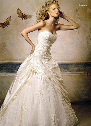 Svatební šaty - Obrázek č. 7
