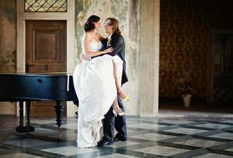 báli jsem se o nosnost klavíru ...