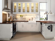 taková kuchyň by se mi moc líbila :)