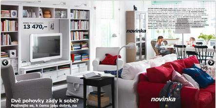 takový styl TV stěny :)