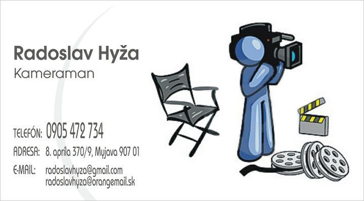 Camera Radoslav Hyža - Obrázok č. 11
