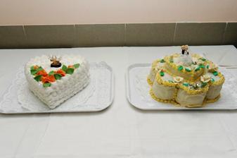 ...naše tortičky...