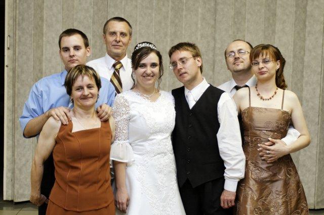 Mária Gičová{{_AND_}}Jozef Flimel - Adams family......uhádnete, kde som ja?