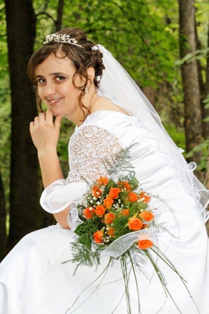 Mária Gičová{{_AND_}}Jozef Flimel - nevestou sa to začalo, a nevestou sa to aj končí...hm......možno mi neuveríte,ale myslím si,že toto je neuveriteľne krásna žena...