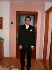 vo svadobnom obleku