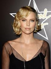 Charlize Theron attends the 1st Hollywood Domino Tournament hosted by De Grisogono at the Beverly Hills Hotel on February 21, 2008 in Beverly Hills, California.