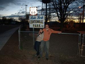 route 66... musí být :-)