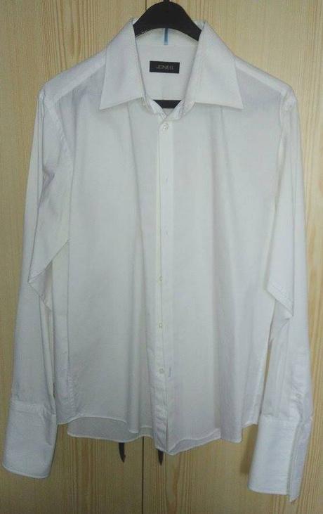 Biela svadobná košeľa - Obrázok č. 3