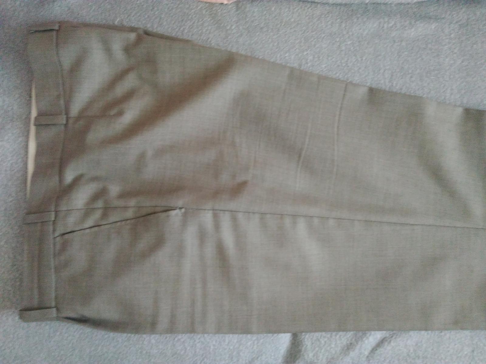 Pánske nohavice na vysokú postavu - Obrázok č. 2