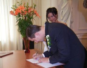 novomanžel - podpis